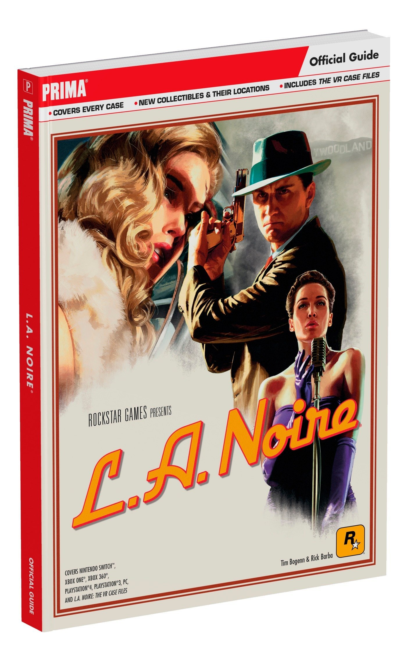 L.A. Noire: Prima Official Guide: Prima Games: 9780744018905: Amazon.com:  Books