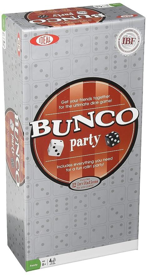 Bunco game money prizes