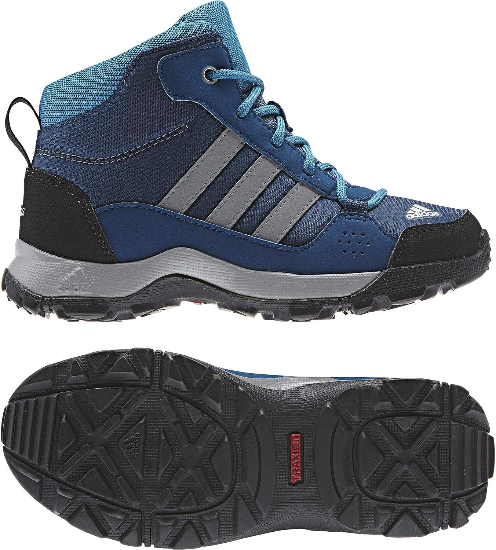adidas Schuhe HYPERHIKER Gr 34 Stiefel Outdoor Kinder Jungen