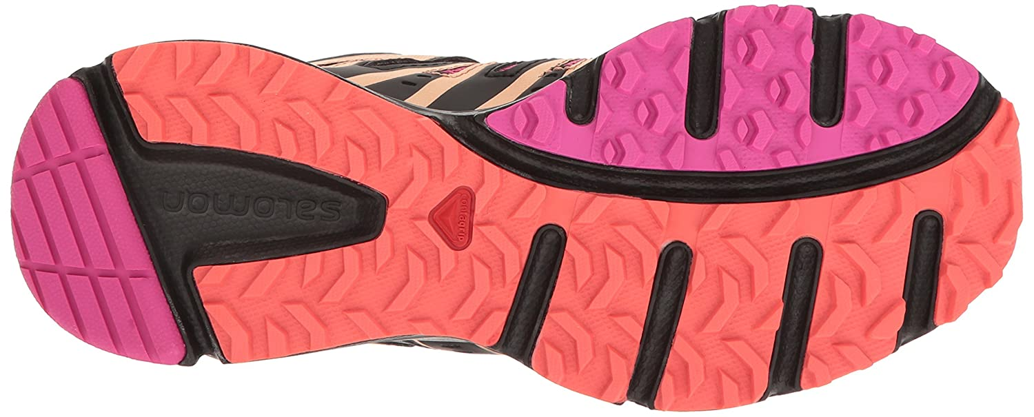 Salomon B01HD21HU4 Women's X-Mission 3 W-w B01HD21HU4 Salomon 8 B(M) US|Magnet/Black/Rose Violet 4c25c0
