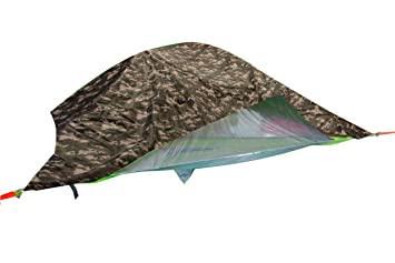Tentsile Vista 3-Person 2-Season Tree Tent Hammock with Rainfly and Removable Roof  sc 1 st  Amazon.com & Amazon.com : Tentsile Vista 3-Person 2-Season Tree Tent Hammock ...