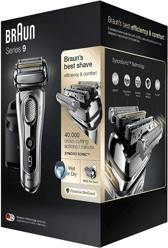 Braun Series 9 9290 cc - Afeitadora eléctrica para hombre de ...