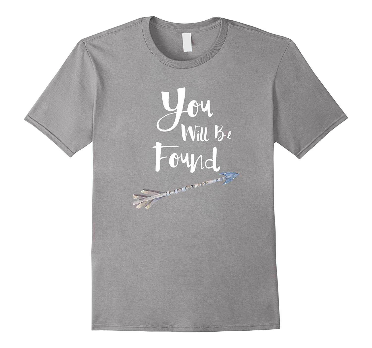 You Will Be Found Broadway Love T Shirt-Rose
