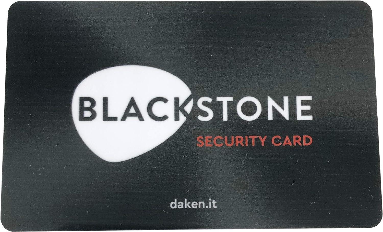 DAKEN Lot de 2 serrures antivol Blackstone Slam pour s/écuriser Les Portes des v/éhicules Utilitaires