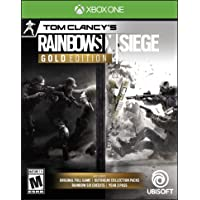 Rainbow Six Siege Year 3 Gold Edition for Xbox One by Ubisoft [Digital Download]