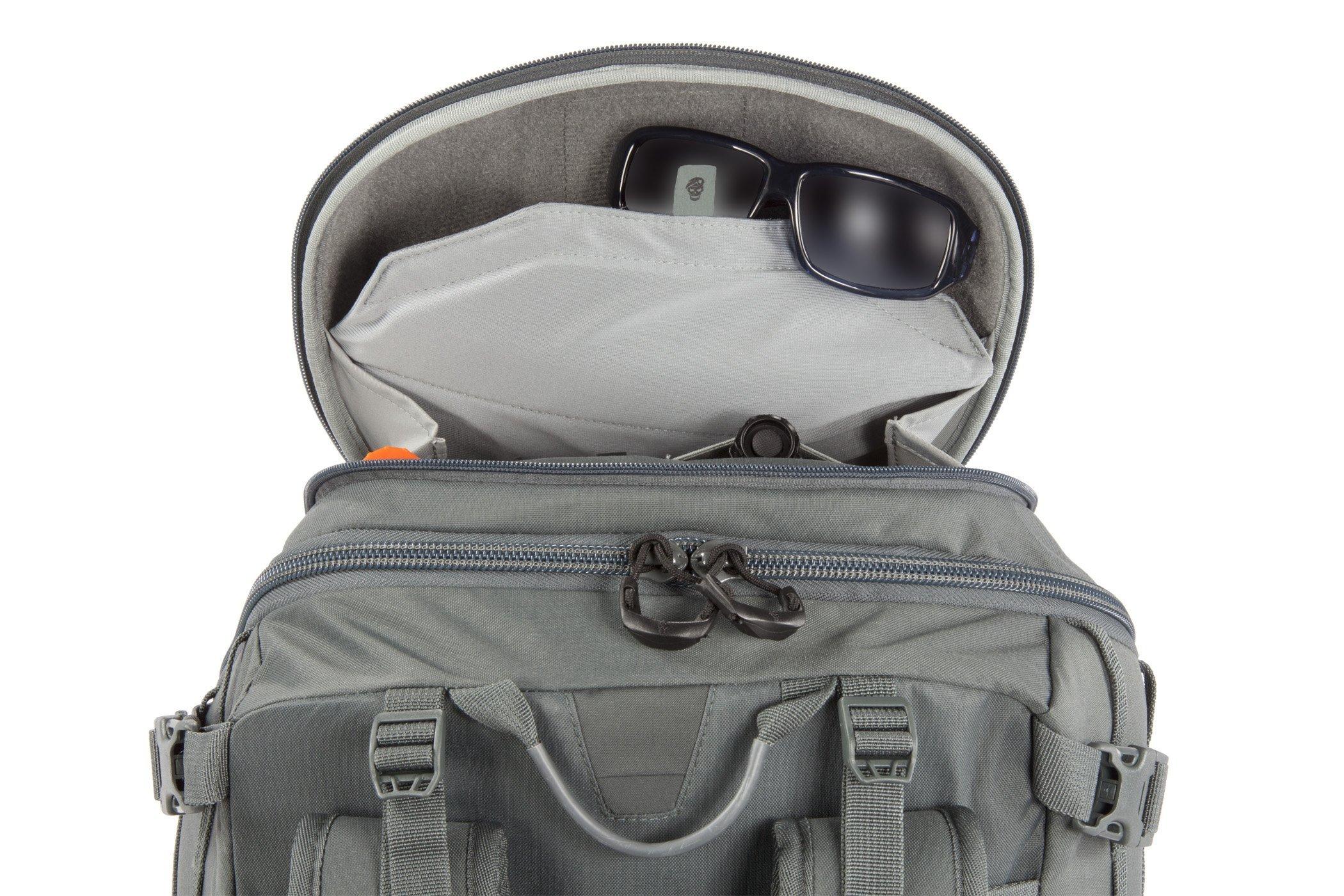 SOG Prophet Backpack CP1005G Grey, 33 L by SOG (Image #7)