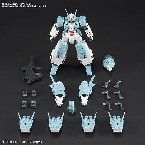 Bandai Hobby HG 1//144 #06 Seravee Gundam Scheherazade Gundam Build Divers