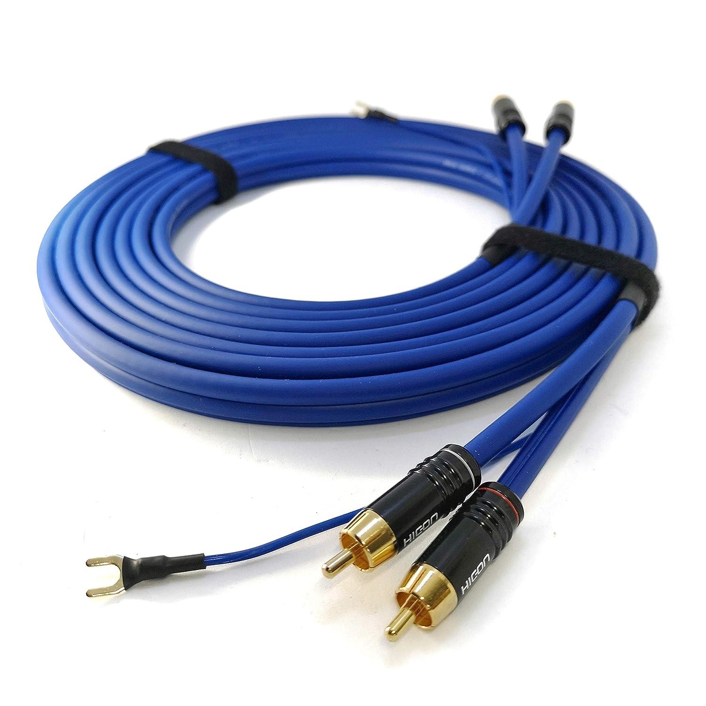 NF- Cable Phono 2,5m cable apantallado de señal de audio Sommer ...
