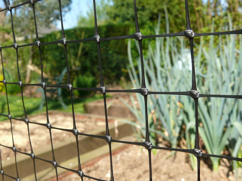 Plastic Net Fence 1m X 100m Garden Fencing Crop Pond Vegetable Protection   Bird Netting, Fruit Cages, Dog Barrier: Amazon.co.uk: Garden U0026 Outdoors