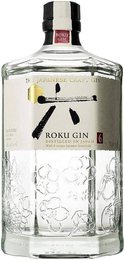 6 opinioni per Roku Japanese Craft Gin