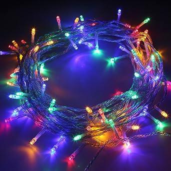 an//AUS//Flash Batteriebetrieben LED Lichterkette 2M 20LED bunten Farben