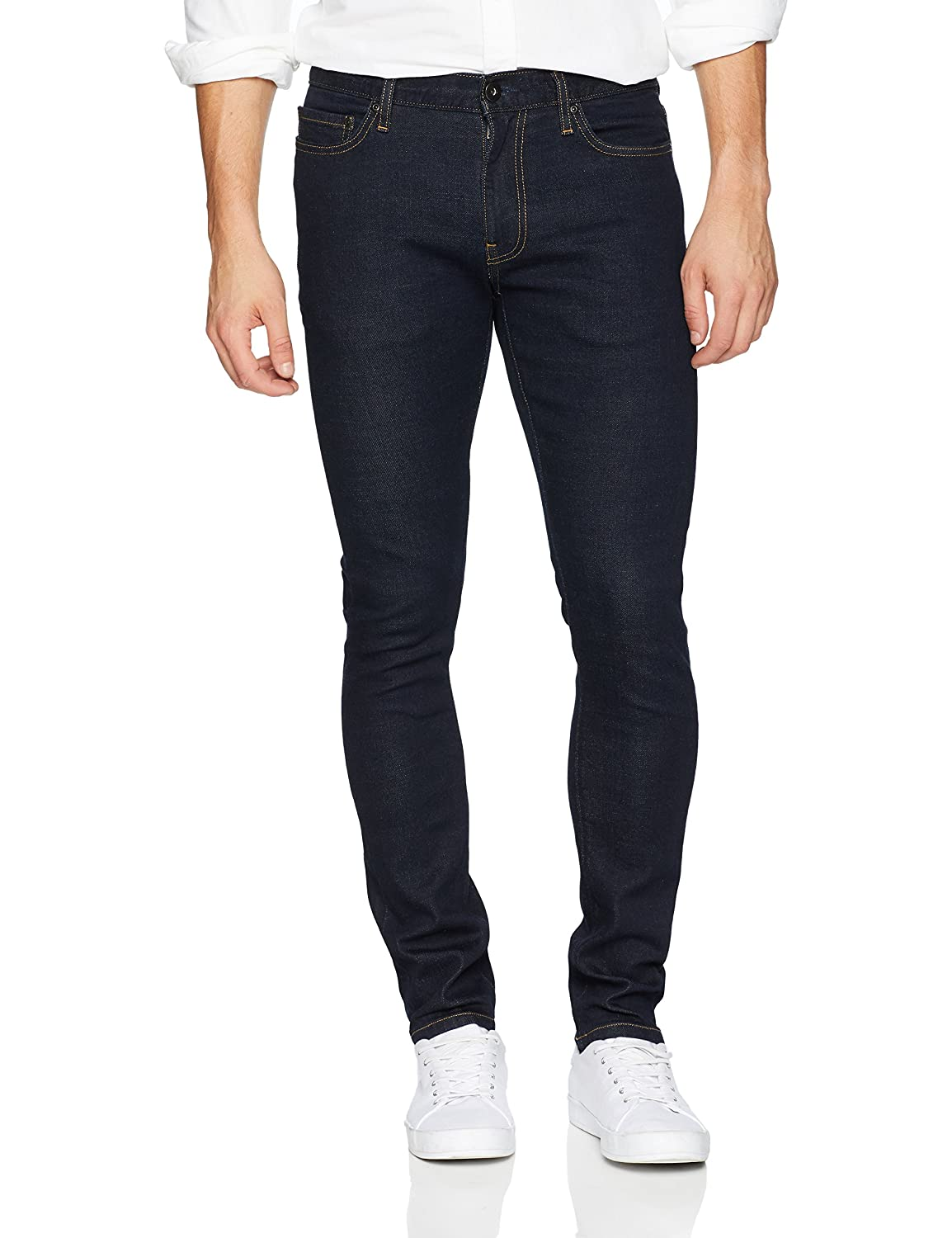 e578345224 1% stretch Elastane for comfort as they break-in with wear. This classic  five-pocket jean features selvedge denim that s ...