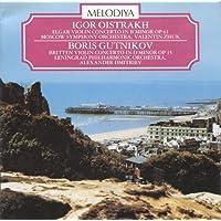 Britten / Elgar: Violin Concertos