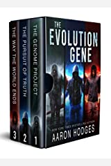 The Evolution Gene: The Complete Trilogy Kindle Edition