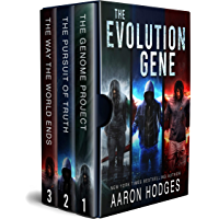 The Evolution Gene: The Complete Trilogy (English Edition)