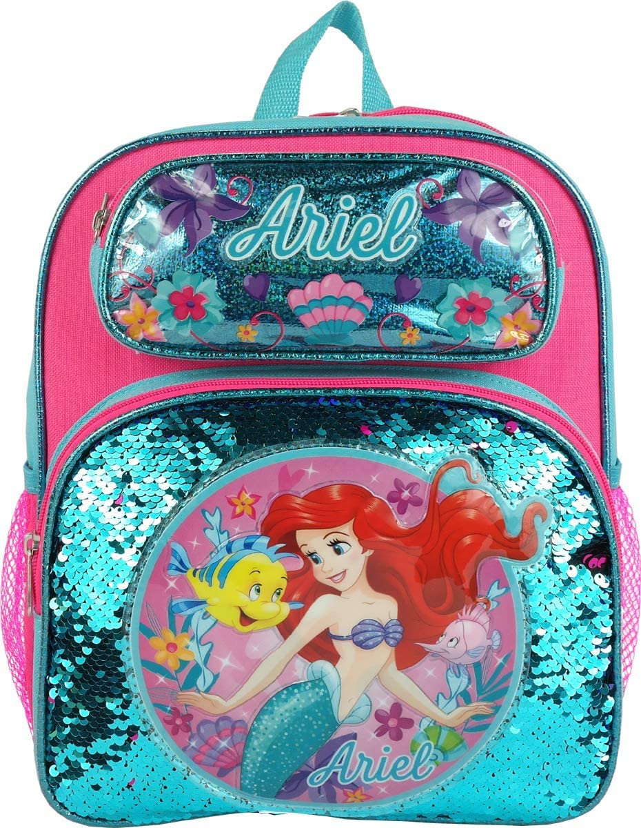Ariel Toddler 12 Inches Backpack