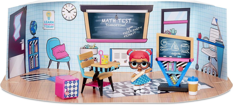 L.O.L. Surprise! Muñecas Coleccionables para Niñas - con 10 Sorpresas y Accesorios - Teachers Pet - Mobiliario Serie 3: Amazon.es: Juguetes y juegos