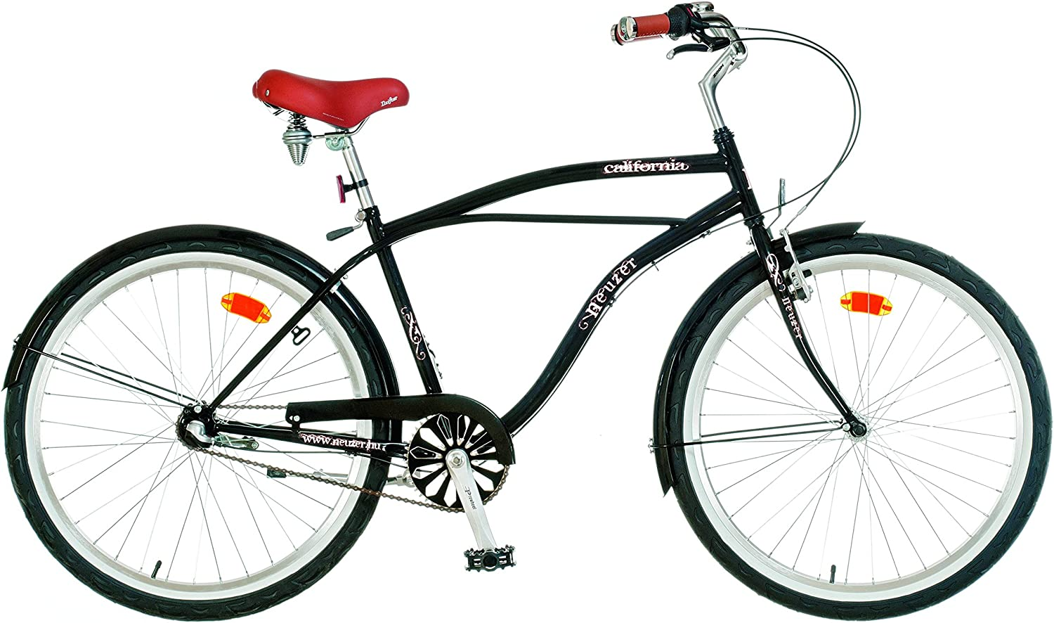 Bicicleta Custom Playera Modelo Cruiser California 3S: Amazon.es ...