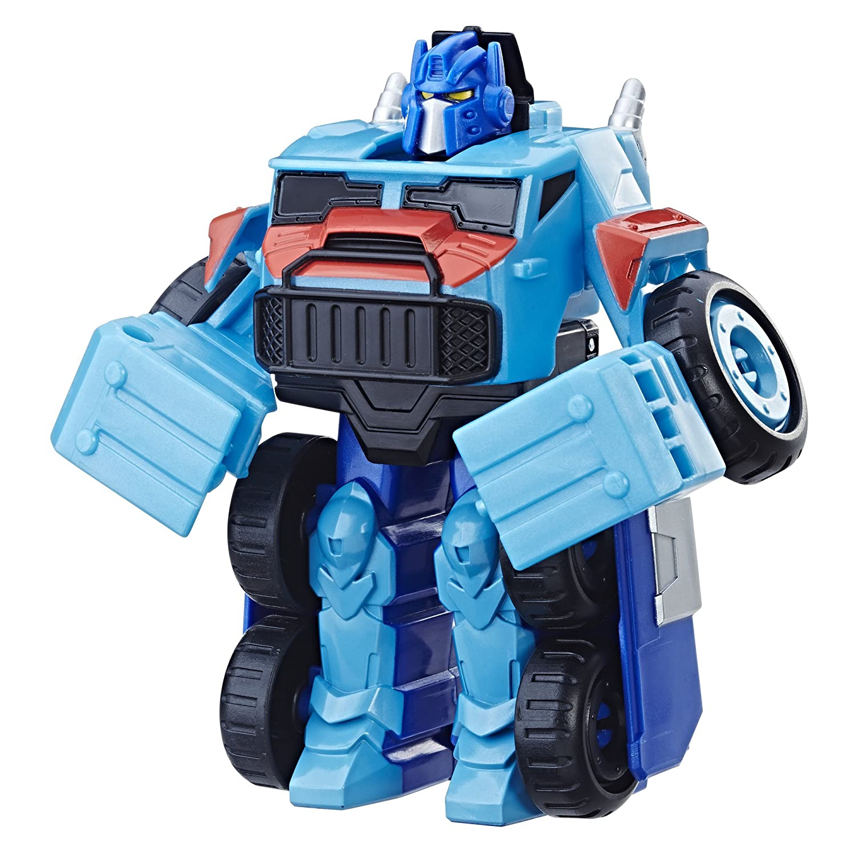 TRANSFORMERS Playskool Heroes Rescue Bots Optimus Prime Hasbro Canada Corporation C3325