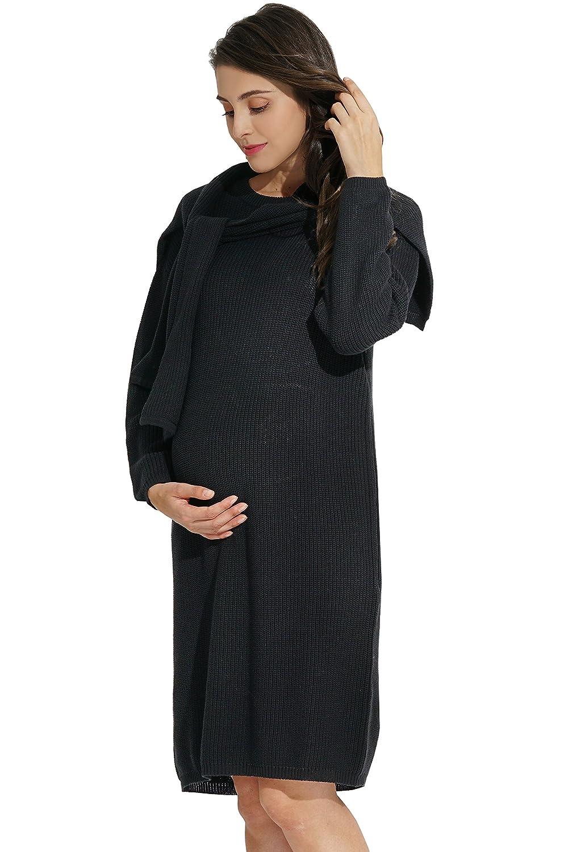 Sweet Mommy DRESS レディース B077V8ZTT2 M|ブラック ブラック M