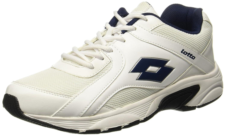 Portlane 2.0 White Running Shoes-8 UK