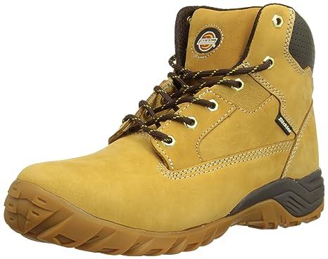 Amazon.com: Dickies para hombre graton botas de seguridad ...
