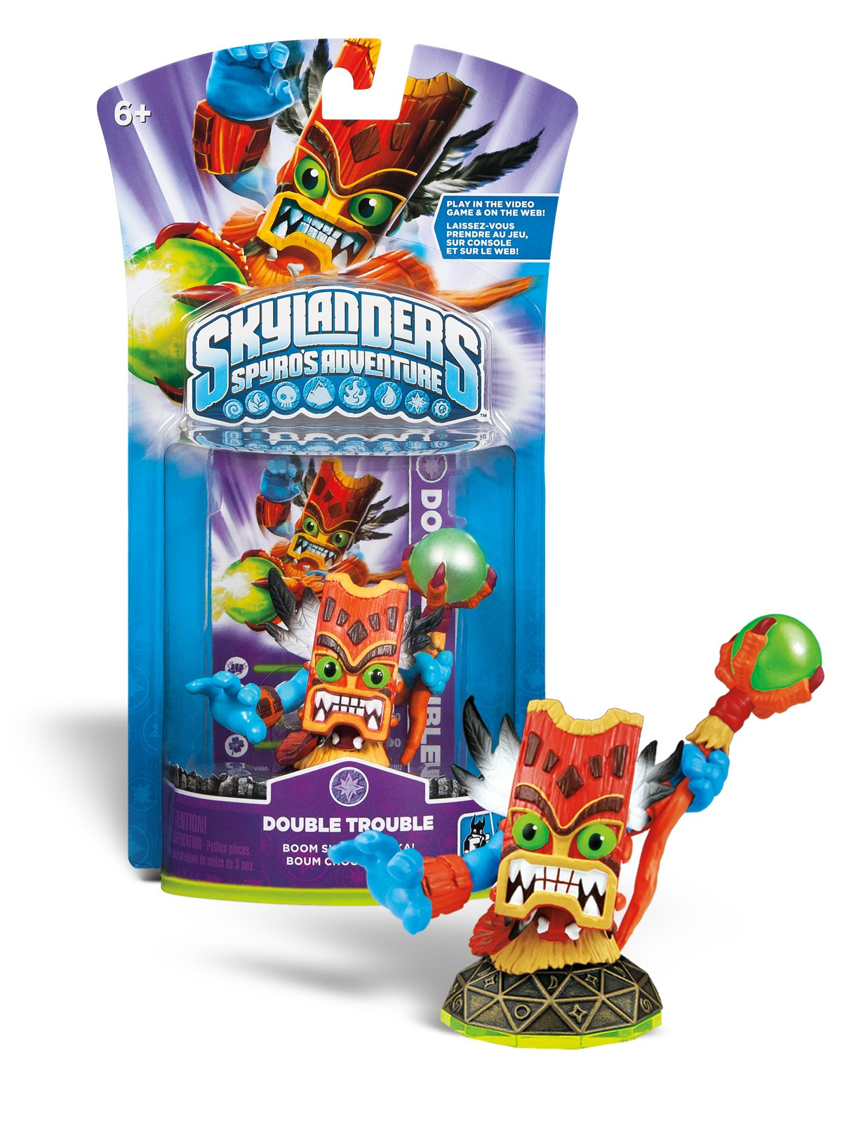Skylanders Spyro's Adventure: Double Trouble by Activision (Image #2)