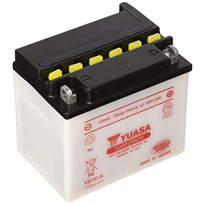 Yuasa YUAM227CY YB7C-A Battery: Automotive