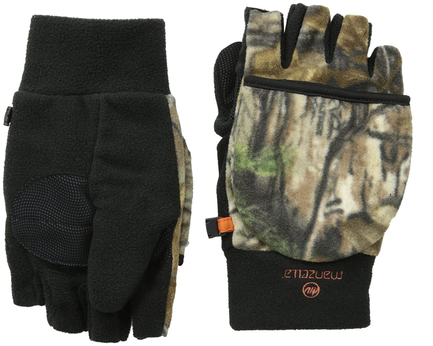 Manzella Men's Hunter Convertible Gloves Manzella Productions Inc.