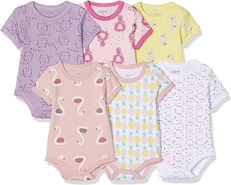Amazon Exclusiva: Care Body Bebé-Niñas pack de 3 o pack de 6 ...
