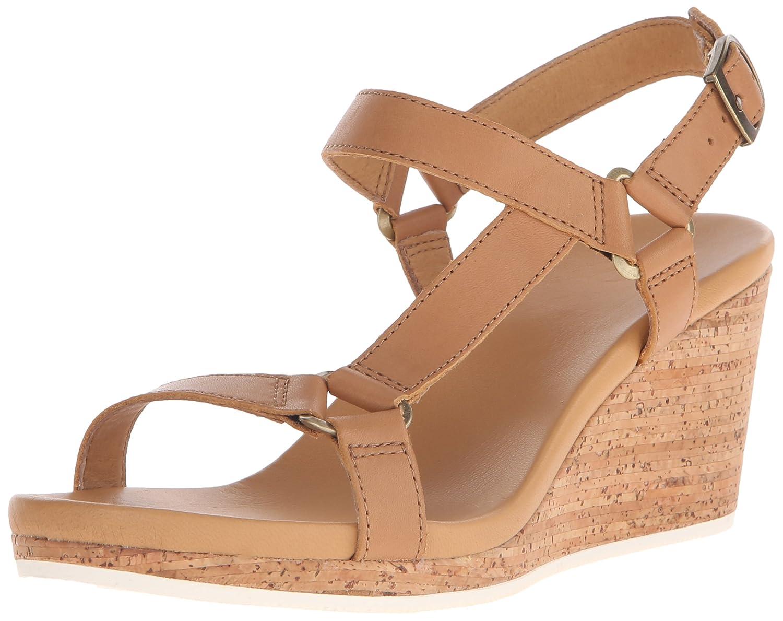 Tan Teva Women's Arrabelle Universal Leather Sandal