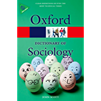 A Dictionary of Sociology (Oxford Quick Reference)