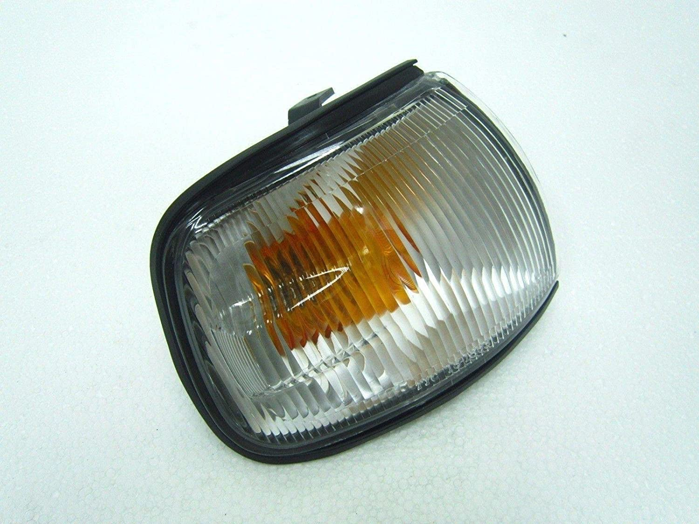New 1991 92 93 1994 Clear Headlights Corner Lamp Lights For Nissan B13 Sentra