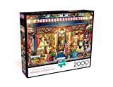 Buffalo Games - Antiques & Curiosities - 2000 Piece Jigsaw Puzzle