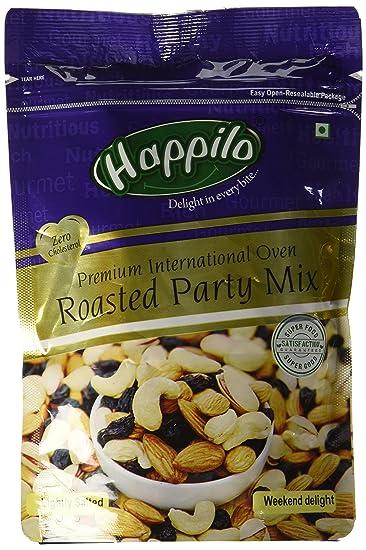 HappiloPremium International Salted Party Mix, 200g
