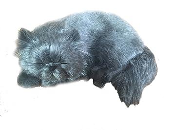 Perfect Petzzz Gato Persa de Peluche, Que Respira