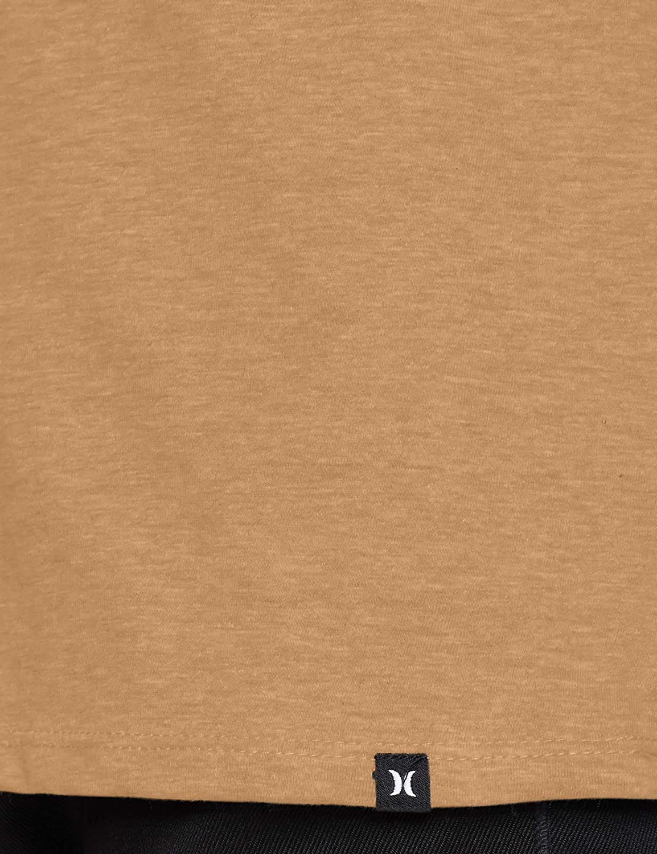 Hurley Mens Premium Short Sleeve Logo Tshirt