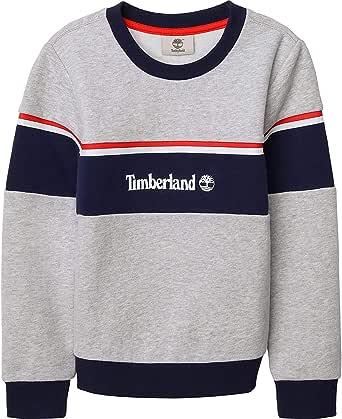 Timberland - Sudadera de forro polar para niño