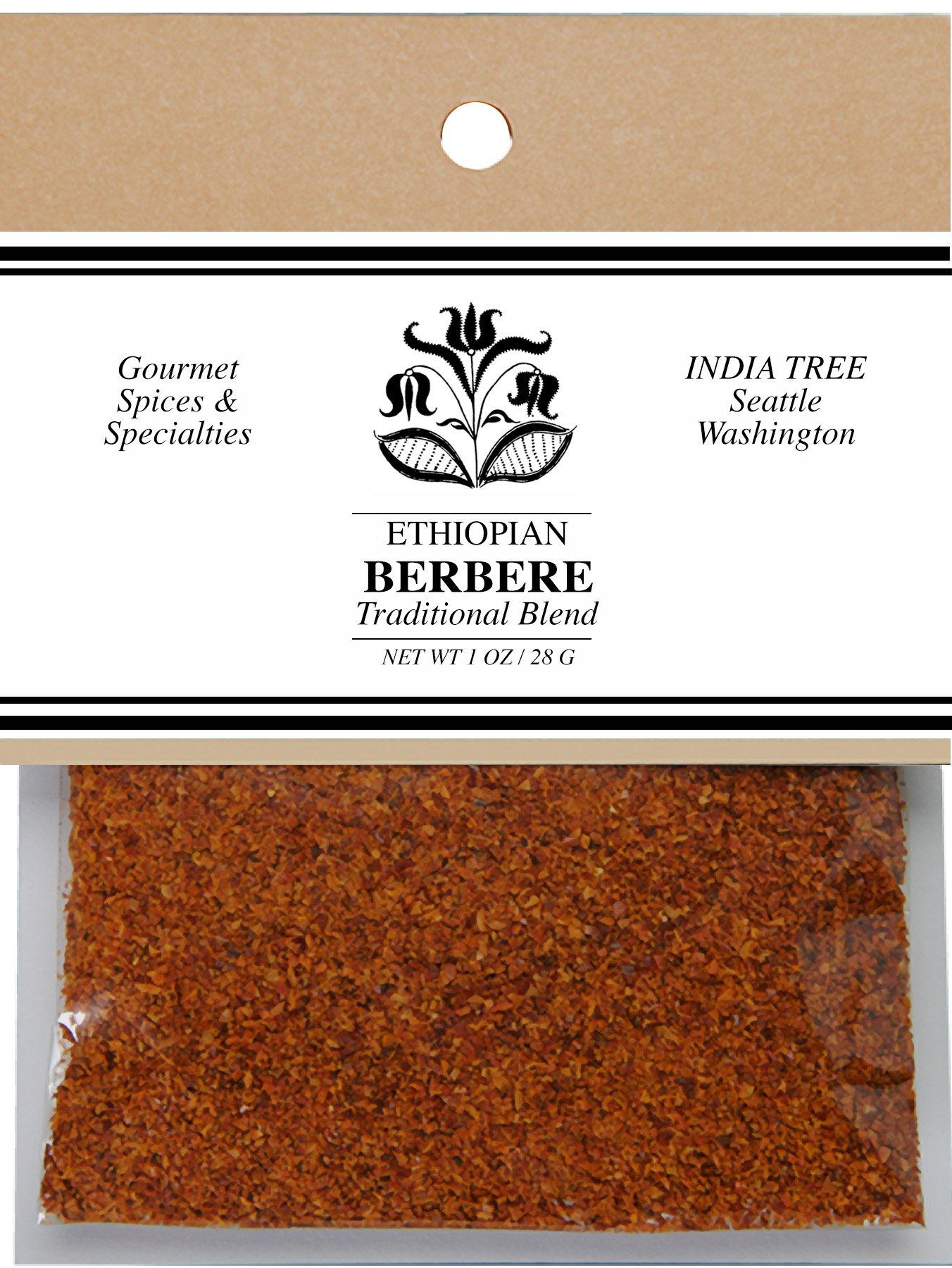 India Tree Ethiopian Berbere, 1 Ounce