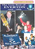 Everton Fc: The Very Best Of - 1966-1989 [DVD]
