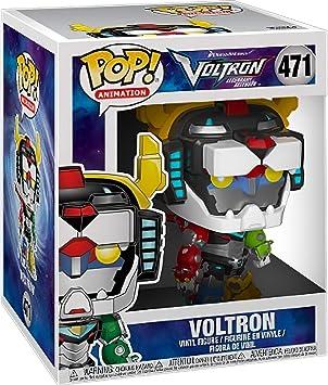 FUNKO POP 471 VOLTRON FIGURE 15 CM ANIME MANGA ROBOT ANIMAZIONE SUPER SIZED #1