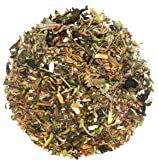 The Indian Chai - Memory Zest Tea 50g | for Memory, Focus, Clarity | Herbal Tea with Super Brain Herbs | Caffeine Free |