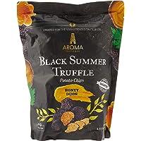 Aroma Truffle Honey Dijon Flavour Black Summer Truffle Potato Chips, Honey Dijon, 100 g