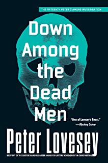 Amazon cop to corpse a detective peter diamond mystery down among the dead men a detective peter diamond mystery fandeluxe Choice Image