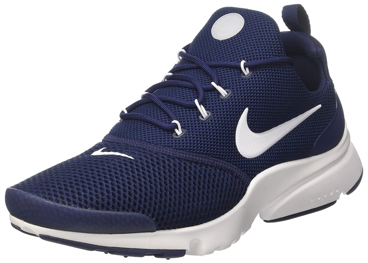 34d5d22e123ae Nike New Men's Presto Fly Running Sneaker (10, Midnight Navy ...