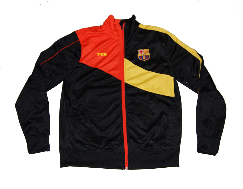 バルセロナのManサッカーWarm Upジャケット B00R278NBCM