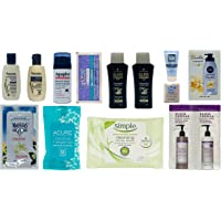Womens Skin and Hair Care Sample Box