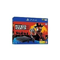 PlayStation 4 (PS4) - Consola de 1 TB + Red Dead Redemption II