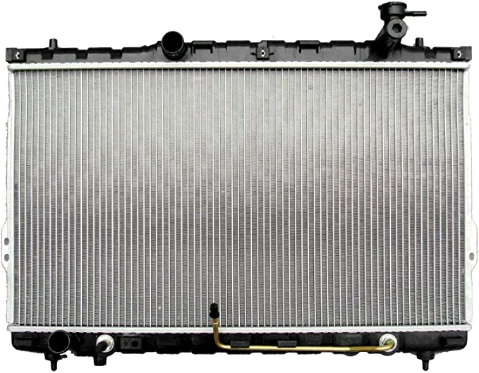 New Radiator 2389 fits 2001-2006 Hyundai Santa Fe 2.4 L4 2.7 V6
