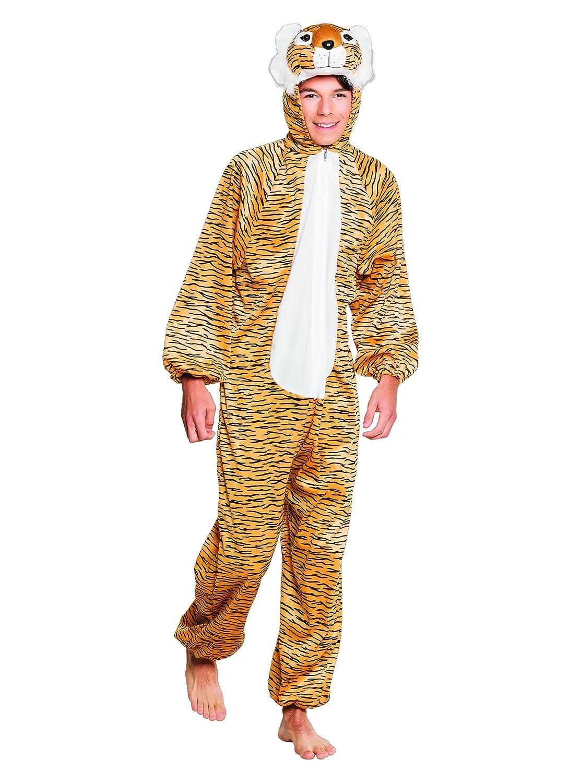 Boland Disfraz de 88422 adolescente Tiger Peluche, One size